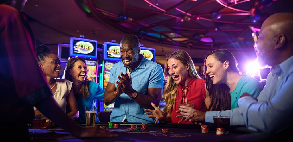 The Main Objective You Need To Casino
